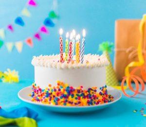 Cumpleaños de nuestro QRH Harry Wilson Vinces Fortun