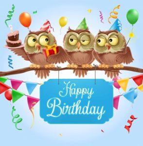 Cumpleaños de nuestro QRH Cesar Gabriel Sicco Ferra