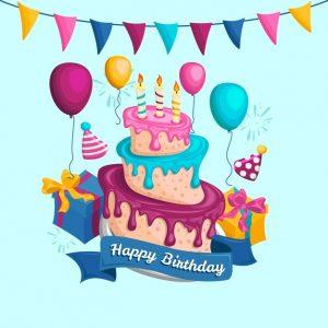 Cumpleaños de nuestro QRH Jorge Jimmy Arce Cabrera